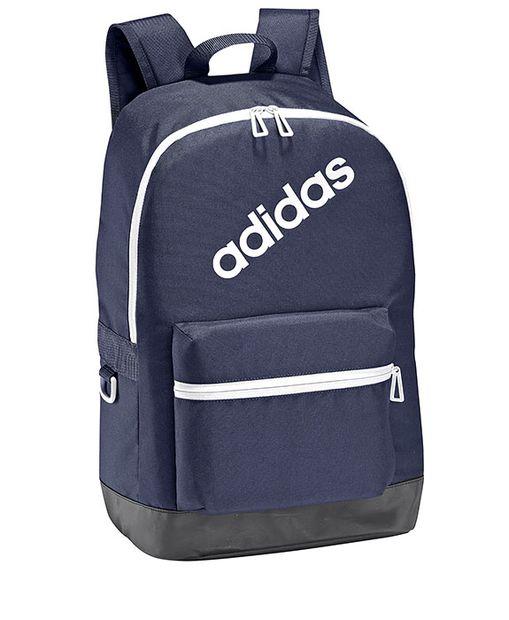 Adidas ruksak QM806972098 modrá