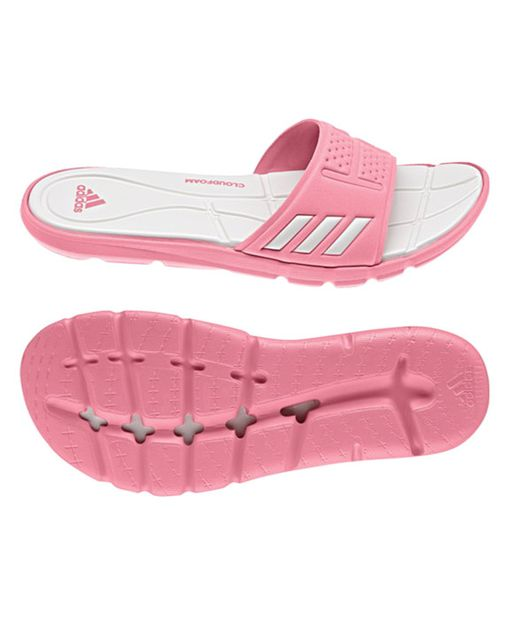 Adidas vsuvky QM852996028 ružová
