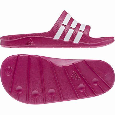 Adidas vsuvky QM862987084 ružová