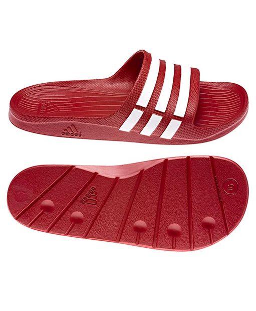 Adidas vsuvky QM865008081 Červená