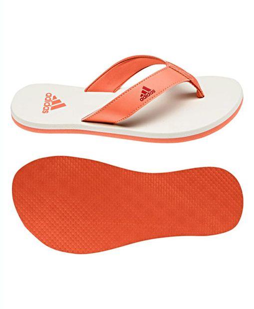 Adidas Žabky QM832986018 oranžová