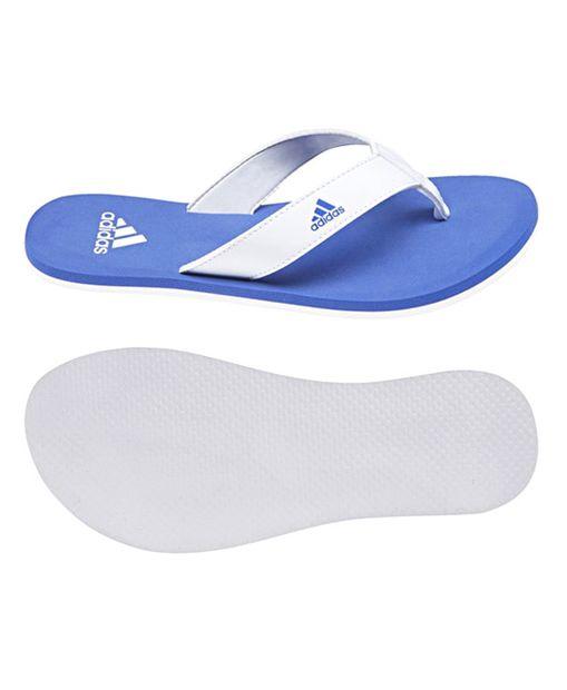 Adidas Žabky QM882986010 biela
