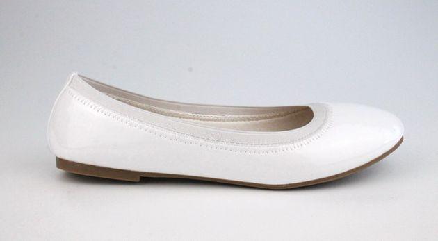 John Garfield baleríny DK731066110 biela