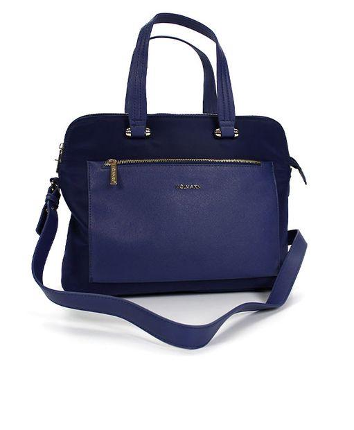 HOLMANN komfort kabelka FY810004098 modrá
