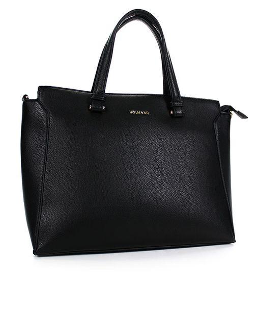 HOLMANN komfort kabelka FY810011060 Čierna