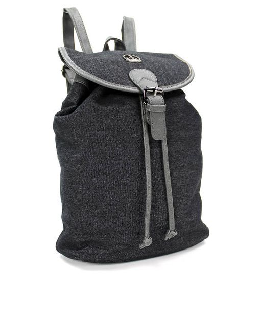 La Maria ruksak CE809228060 Čierna