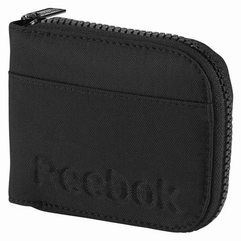 Reebok peňaženka QM602054R60 Čierna