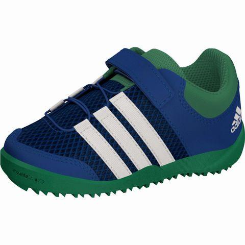 Adidas plátenky QM625726097 modrá