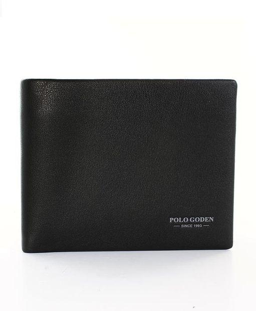 Polo Goden peňaženka GP810063060 Čierna