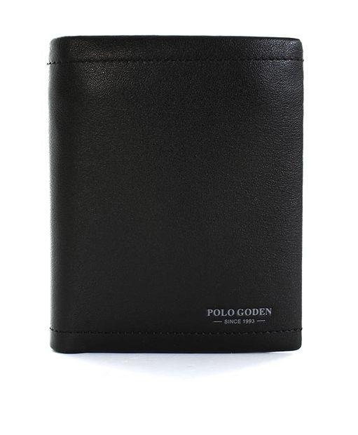 Polo Goden peňaženka GP810064060 Čierna