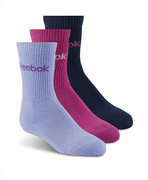 Reebok ponožky QM736114R83 ružová