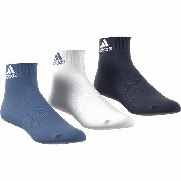 Adidas ponožky QM786023091 modrá