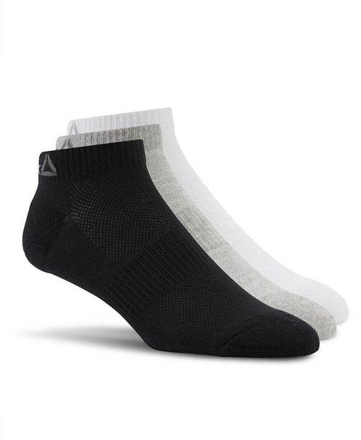 Reebok ponožky QM786117R61 Čierna