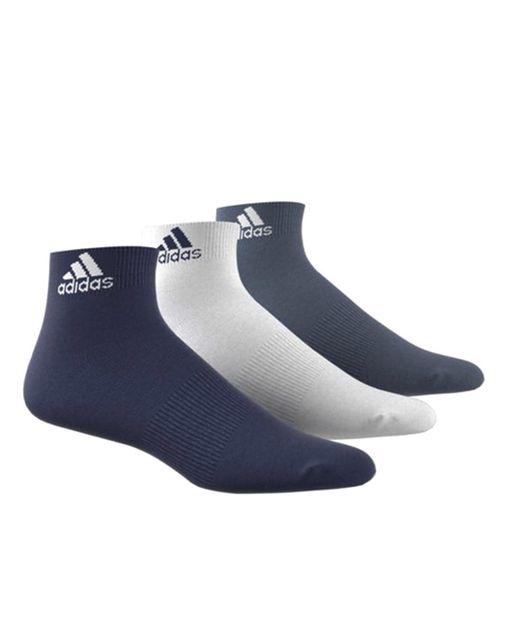 Adidas ponožky QM886903091 modrá