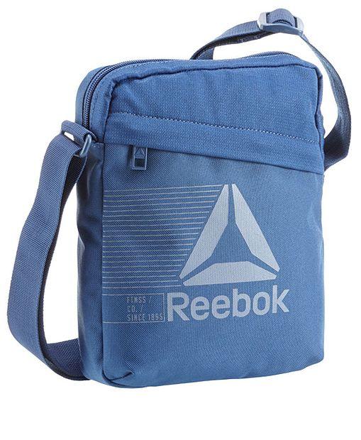 Reebok kabelka QM807131R98 modrá