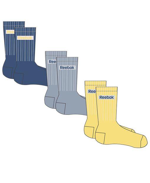 Reebok ponožky QM886116R00 mix