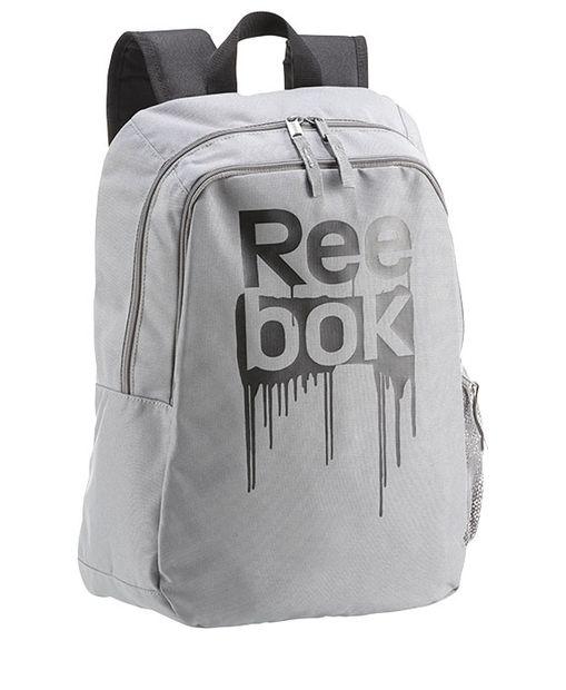 Reebok ruksak QM807141R09 sivá