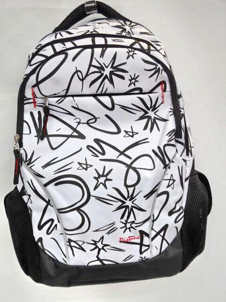 Distanc ruksak HI607017016 biela