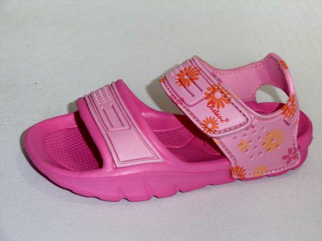 Distanc sandále EC622020084 ružová