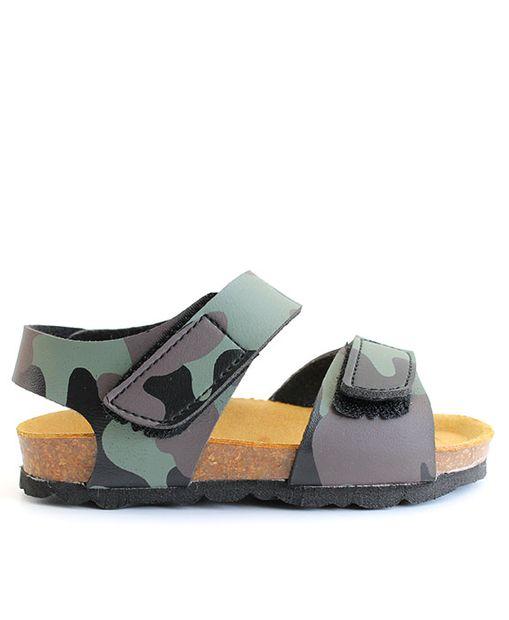 GEXTOP sandále GM822046017 zelená