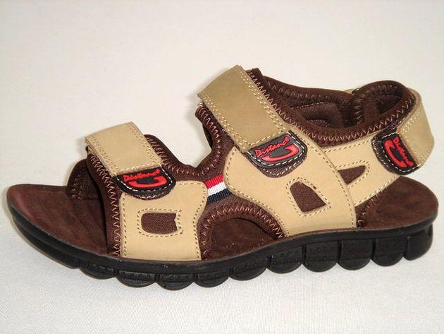 Distanc sandále MO662096011 béžová