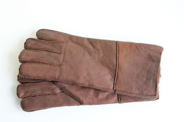 John Garfield rukavice SR656013040 hnedá